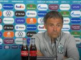 Luis Enrique habla de las amenazas a Morata y de anular a Modric