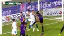 ¡Ya cantaron los Gallos! Dos Santos convierte el 0-1 ante Mazatlán