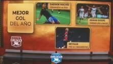 Premios Misión Europa   ¡Zapatazo desde media cancha! Mejor gol del año