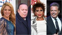 Shakira, Julio Iglesias, Alejandra Guzmán y Luis Miguel, algunos de los mencionados en Pandora Papers