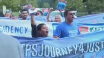 """""""Parece que seguiremos viviendo en la sombra"""": comunidad inmigrante lamenta revés en el Senado que rechaza la legalización de indocumentados en el paquete de reconciliación"""