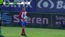 ¡GOOOL! Germán Berterame anota para Atlético San Luis.