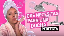 Qué necesitas para una ducha perfecta: 11 (+1) secretos de La Insider
