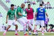 Por su parte, Santos buscaría sumar tres puntos y meterse a zona de repechaje con el apoyo de su gente.