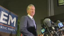 """Millones de californianos votan """"no"""" a la destitución de Gavin Newsom"""