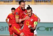 ¡Enorme Bale! Con un triplete suyo vence Gales a Bielorrusia