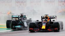 Max Verstappen gana y 'Checo' Pérez termina 12 por sus errores