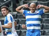 'Chupete' Suazo vuelve a hacer historia en Monterrey tras anotar su primer gol con Raya2
