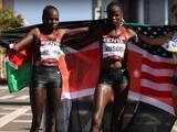 La estadounidense Molly Seidel obtiene bronce en un maratón que rompió una marca