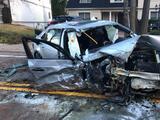 Utilizan accidente en Brookhaven como advertencia para conductores borrachos