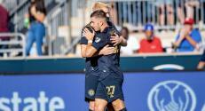 El resumen: Con sello alemán Philadelphia Union doblega 3-1 a Orlando City