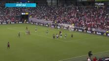 Resumen del partido Estados Unidos (Selección de futbol) vs Haití