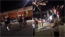 Conducir un ATV es ilegal en las calles de Filadelfia pero eso no detiene las reuniones multitudinarias
