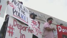 Activistas piden a legisladores aprobar una ley que evite el traslado de inmigrantes a centros de detención federal