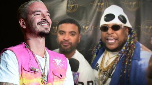 Zion & Lennox y más reggaetoneros salen en defensa de J Balvin tras las críticas por su tema 'Perra'