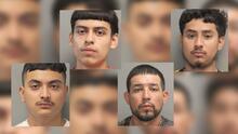 Arrestan a varios hombres acusados de robar materiales de construcción en Houston