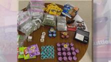 Decomisan marihuana y productos de THC en una parada de tráfico en el condado Hays