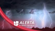Alerta por tormentas eléctricas que podrían producir incendios al norte del Área de la Bahía