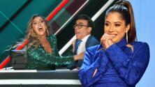 Daniella Álvarez le da una clase de actuación a Melissa Alemán y una sacudida a Adal Ramones