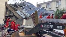 Otro edificio colapsa: 8 muertos y casi una decena de desaparecidos bajo los escombros tras un derrumbe en China