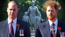 Harry regresa a California sin noticias de reconciliación con el príncipe William