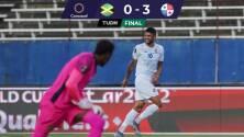 En Kingston, Panamá golea a Jamaica que ha sufrido la baja de sus figuras