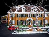 Iconic 'Home Alone' house was recreated as an amazingly detailed gingerbread house