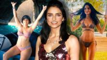 Con imágenes inéditas, Aislinn Derbez eleva sus argumentos de peso frente a la polémica por su foto en bikini