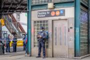 Hay escasez de baños públicos en las estaciones del subway debido al covid-19