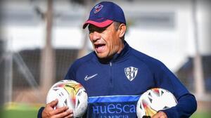 Ambriz no se rinde y asegura que el Huesca volverá a brillar