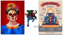 Con una exhibición de arte el Consulado de México en Tucson celebra el Día de los Muertos