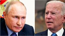 Putin y Biden cara a cara: una agenda compleja para dos líderes antagónicos