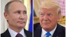 ¿Qué temas tratarán Trump y Putin en su primera reunión oficial?