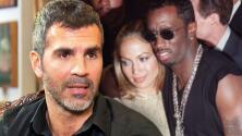 Ojani Noa afirma que su matrimonio con Jennifer López terminó por infidelidad con Puff Daddy