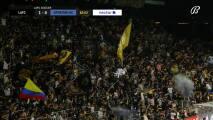 Por fin: Musovski descuenta para LAFC sobre la recta final