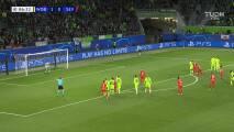 ¡Rakitic salva al Sevilla! El croata puso el 1-1 agónico ante Wolfsburgo