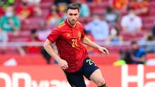 Aymeric Laporte acepto la llamada de la selección española para poder participar en la Eurocopa.