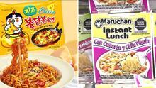 México retira del mercado nueve marcas de sopas instantáneas por engañar a los consumidores y afectar su salud