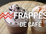 Dos frappés de café que se convertirán en tus favoritos