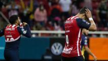 Chivas olvida lo que es ganar cuando debuta en Liga MX