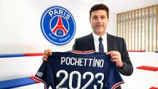 Pochettino renueva contrato con el PSG… ¡quiere la Champions!