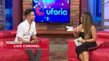 Uforia Unplugged with Yaya: Luis Coronel