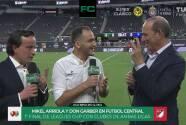 """Don Garber y Mikel Arriola duplican apuesta: """"Dos botellas de tequila"""""""