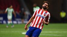 Diego Costa deja al Atlético de Madrid en busca de nuevos desafíos
