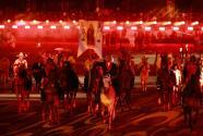 Celebran el 200 aniversario de la Consumación de la Independencia de México con una fiesta llena de música y color
