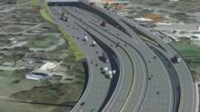 Gobierno federal pide a las autoridades de Texas una pausa en el proyecto de expansión de la Interestatal 45