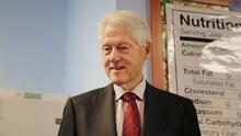 """Biden: Bill Clinton """"se encuentra bien"""" y saldrá pronto del hospital"""