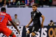 Jonathan dos Santos se desbordó en elogios hacia Rogelio Funes Mori
