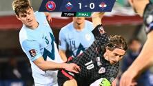 Eslovenia sorprende al Subcampeón del Mundo y le pega en inicio de Eliminatoria