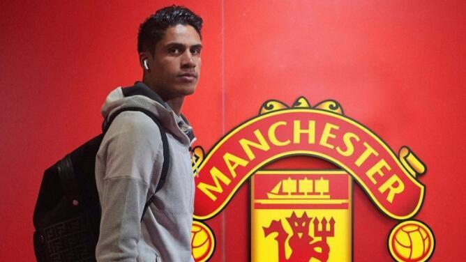 ¡Cerrado! Raphael Varane jugará en el Manchester United